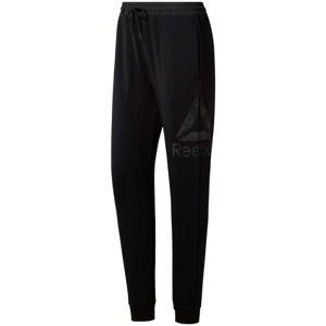 Reebok ELEVATED ELEMENTS PANT černá S - Dámské kalhoty