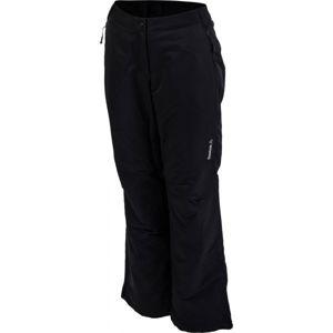 Reebok FOUNDATIONS WOMENS PADDED PANT černá XL - Dámské outdoorové kalhoty