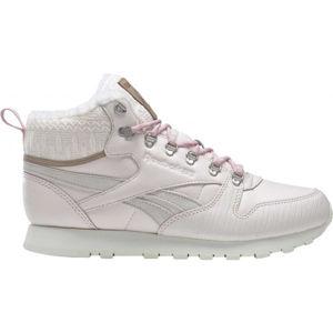 Reebok CL LTHR ARCTIC BOOT  4.5 - Dámská zimní obuv