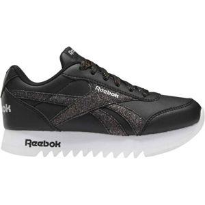 Reebok ROYAL CLJOG 2 PLATFORM  34.5 - Dětská volnočasová obuv