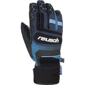 Reusch STUART R-TEX XT černá 8 - Lyžařské rukavice