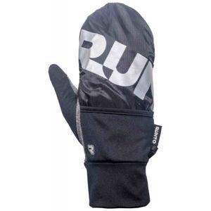 Runto RT-COVER šedá XL/XXL - Zimní unisex sportovní rukavice