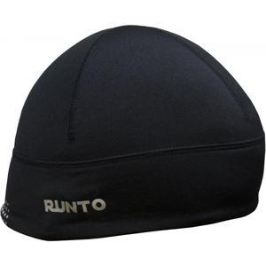 Runto SCOUT černá UNI - Běžecká elastická čepice