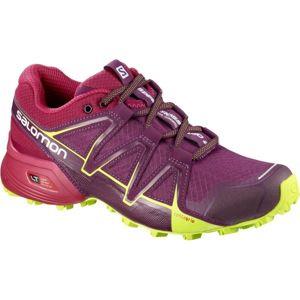 Salomon SPEEDCROSS VARIO 2 W růžová 4.5 - Dámská běžecká obuv