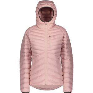 Scott INSULOFT 3M W JACKET světle růžová XL - Dámská bunda