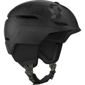 Scott SYMBOL 2 PLUS černá (55,5 - 59,5) - Lyžařská helma