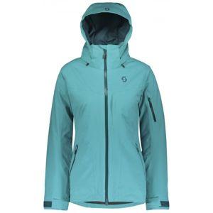 Scott ULTIMATE DRX W modrá XS - Dámská zimní bunda