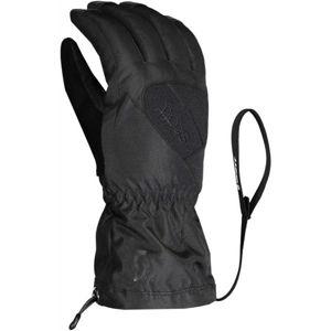 Scott ULTIMATE GTX W černá S - Dámské lyžařské rukavice