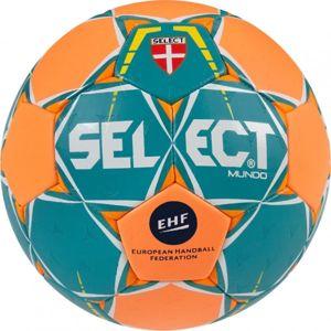Select MUNDO zelená 3 - Házenkářský míč