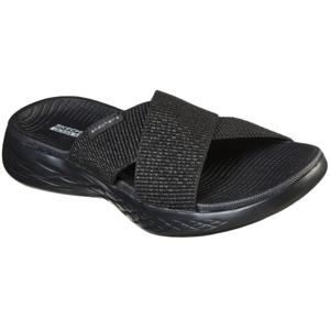 Skechers ON-THE-GO 600 černá 41 - Dámské pantofle