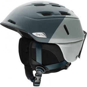 Smith CAMBER černá (59 - 63) - Lyžařská helma