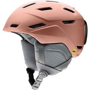 Smith MIRAGE béžová (51 - 55) - Dámská lyžařská helma