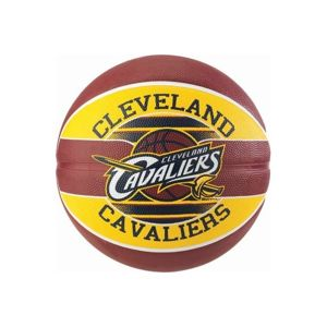 Spalding NBA TEAM BALL CLEVELAND CAVALIERS  7 - Basketbalový míč
