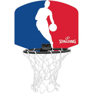Spalding NBA MINIBOARD LOGO červená NS - Basketbalový koš