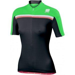 Sportful ALLURE JERSEY černá L - Cyklistický dres