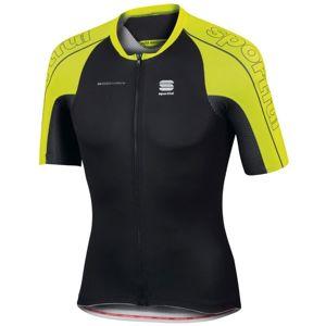 Sportful B SPEEDSKIN JERSEY černá XL - Cyklistický dres