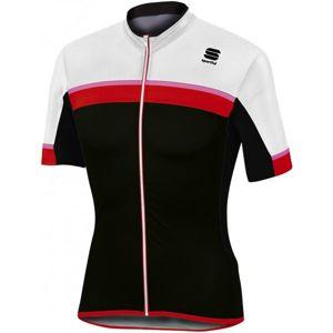 Sportful PISTA JERSEY červená L - Cyklistický dres