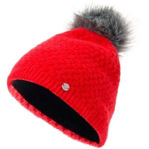 Spyder ICICLE HAT růžová UNI - Dámská čepice