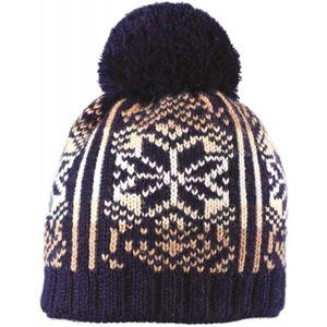 Starling NORWAY béžová UNI - Zimní čepice