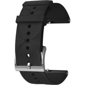 Suunto 20 URB1 SILICONE STRAP S černá NS - Náhradní silikonový pásek