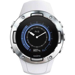 Suunto 5 bílá NS - Multisportovní GPS hodinky