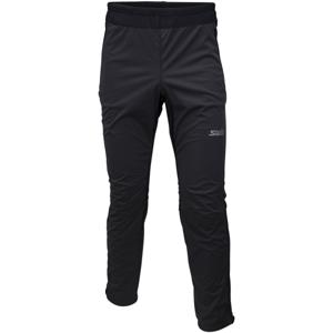 Swix CROSS černá M - Pánské softshellové kalhoty