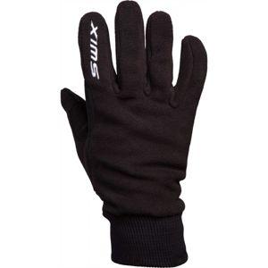 Swix ORION FLEECE M černá 11 - Teplé zimní rukavice