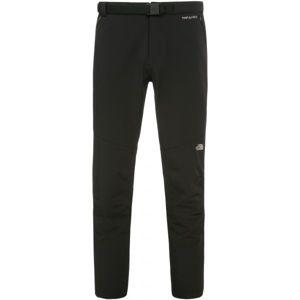 The North Face DIABLO PANT M černá XL - Pánské turistické kalhoty