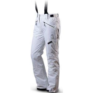 TRIMM PANTHER LADY bílá L - Dámské lyžařské kalhoty