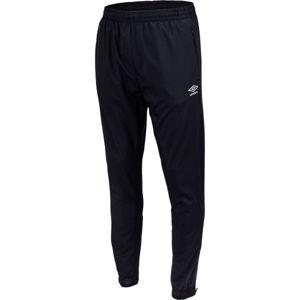 Umbro TRAINING WOVEN PANT černá S - Pánské sportovní kalhoty