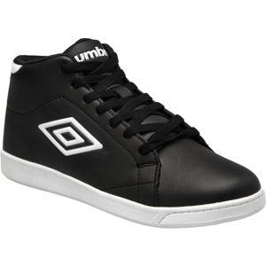 Umbro MEDWAY 3 MID černá 10 - Pánská vycházková obuv