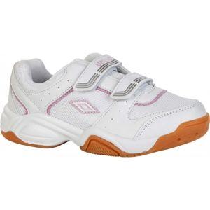 Umbro RIKKE růžová 32 - Dětská sálová obuv