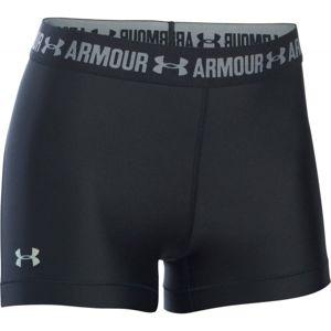 Under Armour HG ARMOUR SHORTY černá L - Dámské kompresní kraťasy