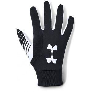 Under Armour FIELD PLAYER'S GLOVE 2.0 černá XL - Pánské fotbalové rukavice