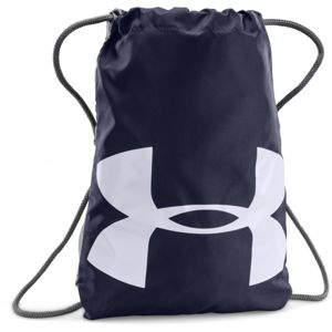 Under Armour OZSEE SACKPACK tmavě modrá UNI - Gymsack
