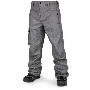 Volcom VENTRAL PANT šedá M - Pánské kalhoty