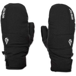 Volcom STAY DRY GORE MITT černá XL - Pánské rukavice