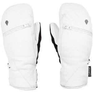 Volcom TARO GORE-TEX MITT bílá L - Dámské rukavice