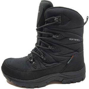 Westport LIAM černá 42 - Pánská zimní obuv