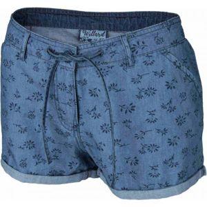 Willard MAGNOLIA modrá 36 - Dámské šortky