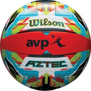 Wilson AZTEC VB ORBLUGR  NS - Míč na plážový volejbal