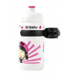 Zefal Z-GIRL růžová NS - Dětská láhev