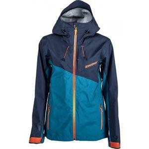 Ziener TIBOR modrá 36 - Dámská lyžařská bunda
